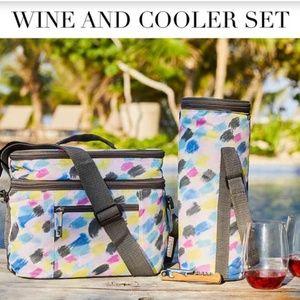 DSW Wine & Cooler Set (6 pieces)